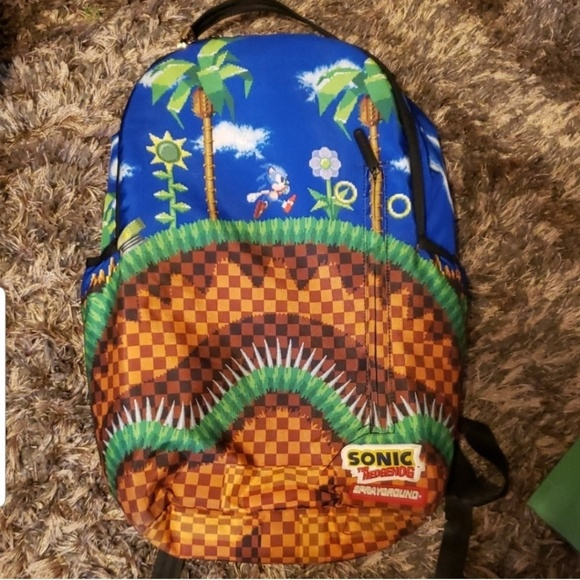 Sprayground Accessories Sonic Backpack Poshmark